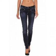 Dark Wash Denim Jeans für Ihren Großhandel